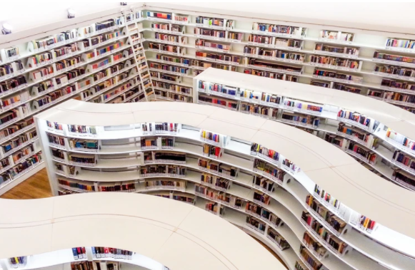 Best Library in Singapore