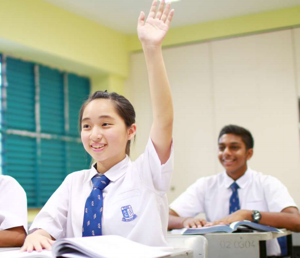 selecting secondary schools in singapore